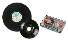 Vinyl Record to MP3 Banbury
