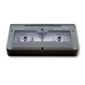 D2 videotape conversion to DVD and digital video files for editing