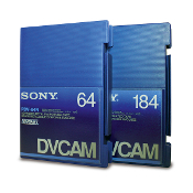 MiniDV DVCam to DVD transfers