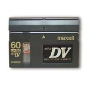 MiniDV Videotape Conversion to playback DVD
