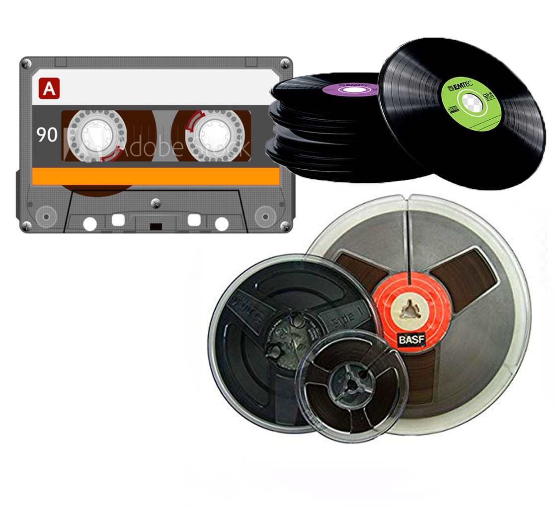 Audio to CD Transfer Service
